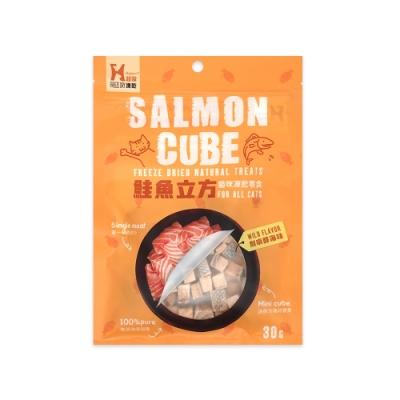 Hyperr超躍 鮭魚立方 凍乾零食 30g