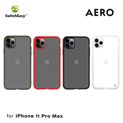 【SwitchEasy】iPhone11 Pro Max AERO捍衛系列手機殼