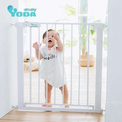(時時樂限定)YoDa 第二代雙向自動關門安全防護兒童門欄