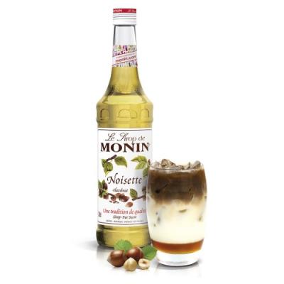 Monin糖漿-榛果700ml