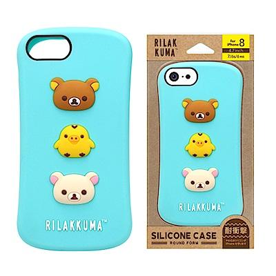 iPhone 8/7/6s/6 手機殼 拉拉熊/角落生物 矽膠 軟殼 4.7吋-...