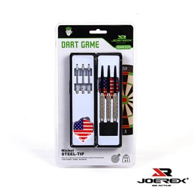 凡太奇 JOEREX 專業用鍍銅飛鏢針塑盒套裝組-3支(20g)
