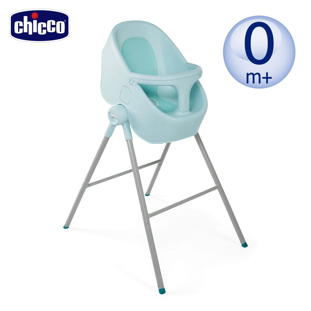 chicco-Bubble Nest多功能洗澡泡泡椅 (薄荷綠)