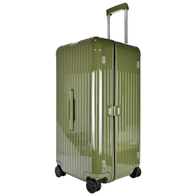 RIMOWA ESSENTIAL Trunk Plus 31吋大型運動旅行箱(仙人掌綠)