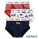 Carter's 消防汽車3件組三角褲