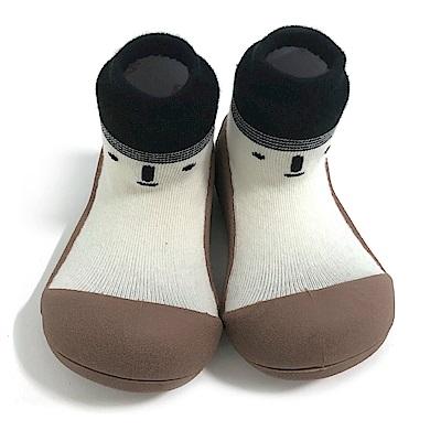 韓國Attipas 快樂學步鞋A19IB-北極熊棕底