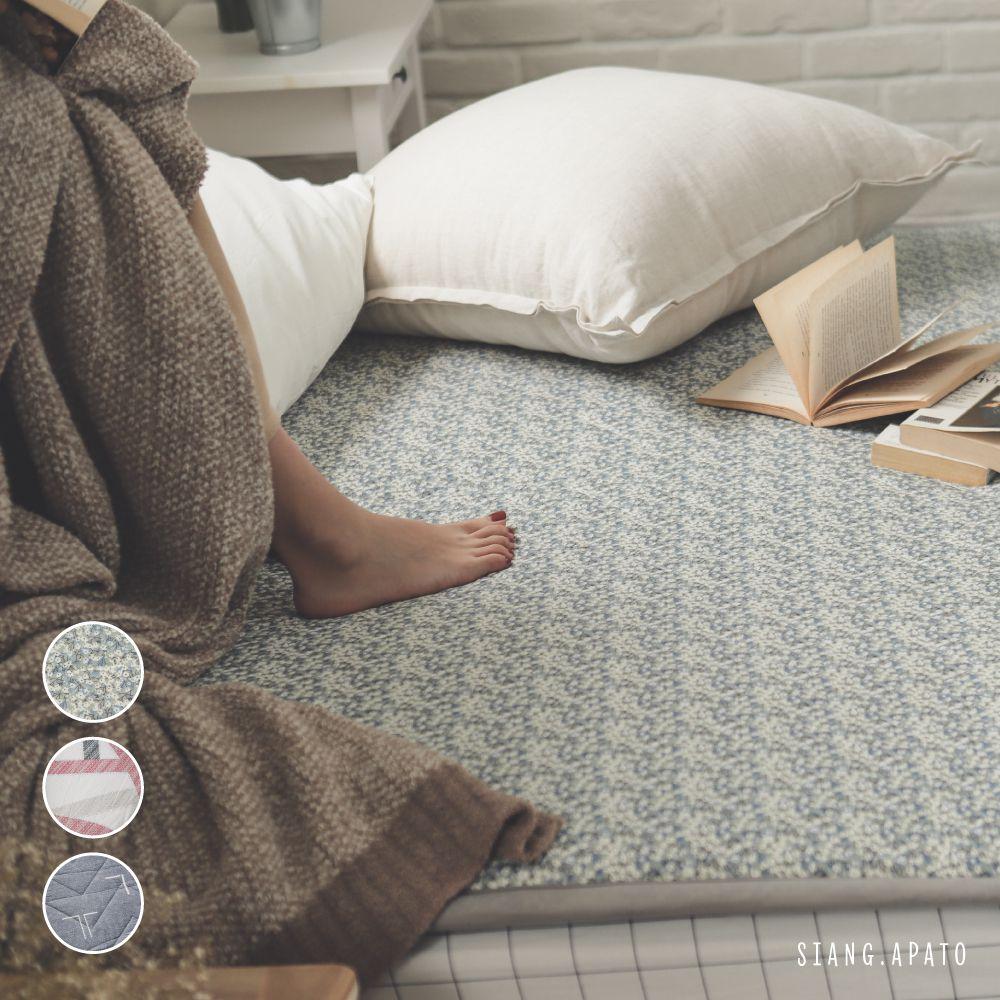 葉月 幼兒款 多用途羊毛 四季薄床墊 客廳墊 (1入) @ Y!購物