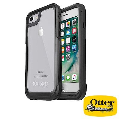 OtterBox iPhone7 / iPhone8探索者系列保護殼-清透黑