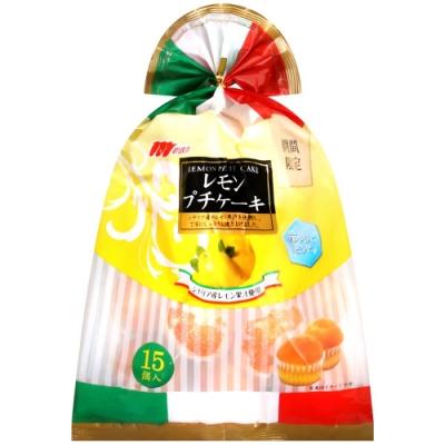Marukin 檸檬小蛋糕(255g)