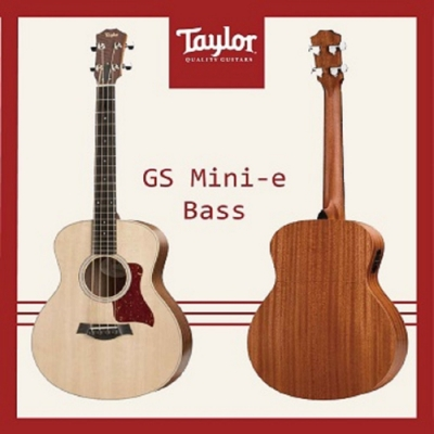 Taylor GS Mini-e Bass /美國知名品牌電木吉他
