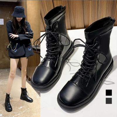 KEITH-WILL時尚鞋館 好感吸晴美艷馬丁靴