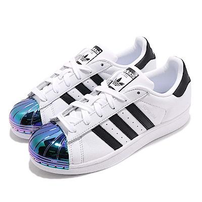 adidas休閒鞋Superstar MT運動女鞋