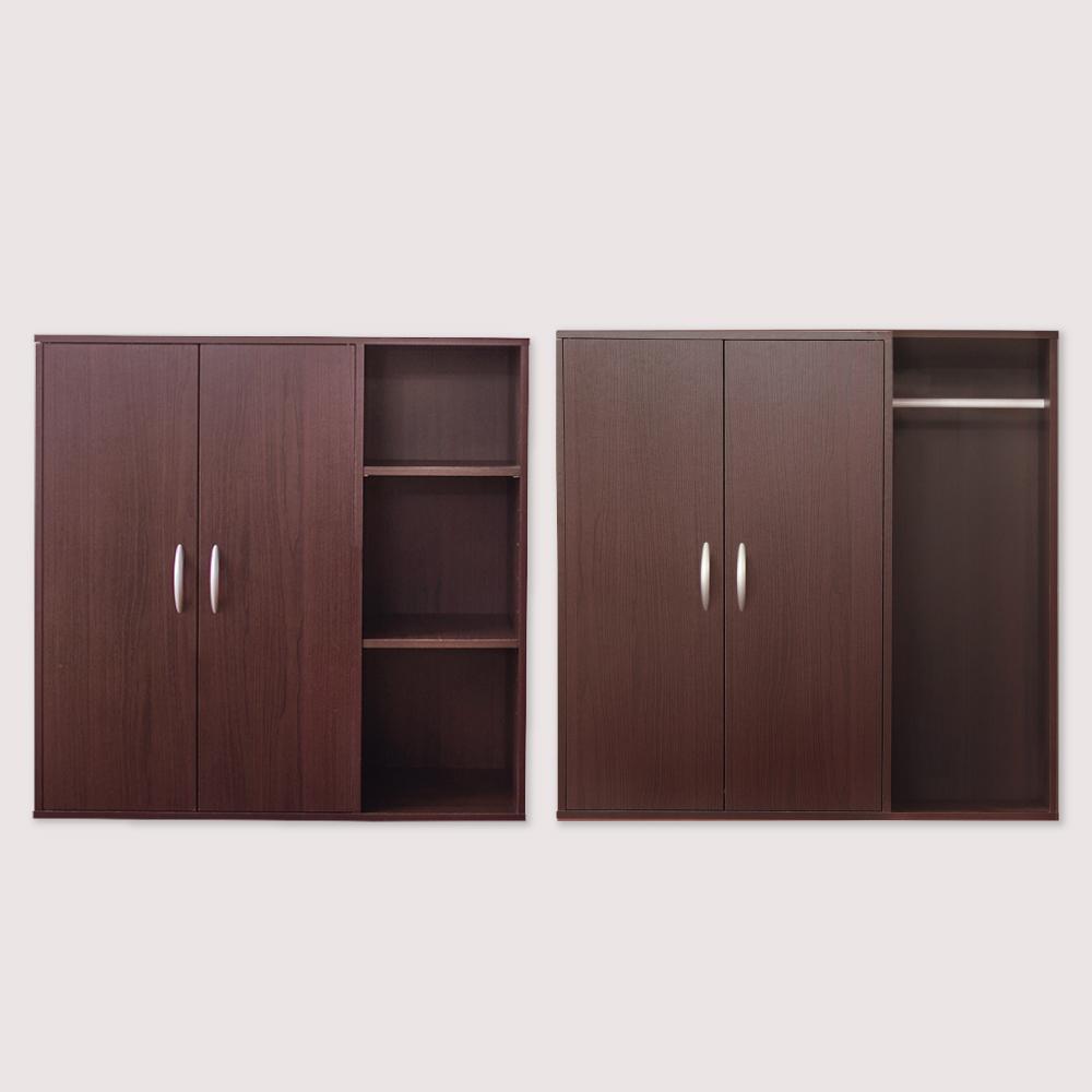 《HOPMA》DIY巧收1+1組合式衣櫃/衣櫥/櫃子-寬90 x深48 x高180cm