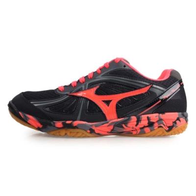 MIZUNO ROYAL PHOENIX 2 女排球鞋-排球  黑紅