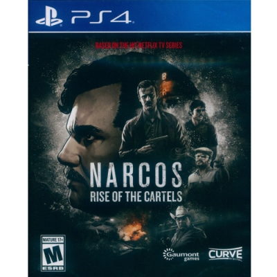 毒梟:卡特爾集團崛起 Narcos - Rise of The Cartels - PS4 中英日文美版
