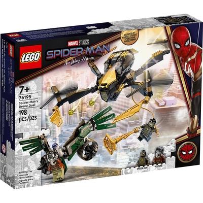 樂高LEGO 超級英雄系列 - LT76195 Spider-Man s Drone Duel