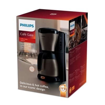 PHILIPS飛利浦Cafe Gaia滴漏式咖啡機HD7547