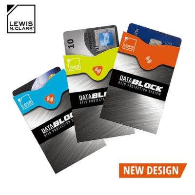 Lewis N. Clark RFID屏蔽信用卡套 1209 (3入)