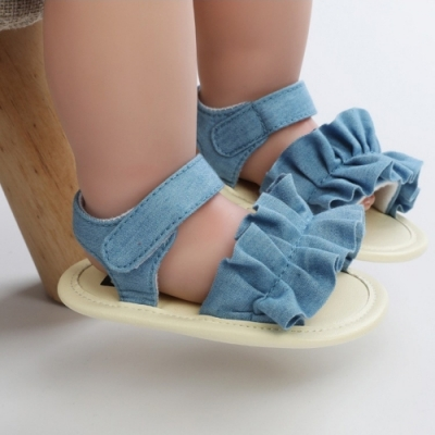 Baby童衣 寶寶學步鞋 女童可愛涼鞋 嬰兒夏季涼鞋 88490