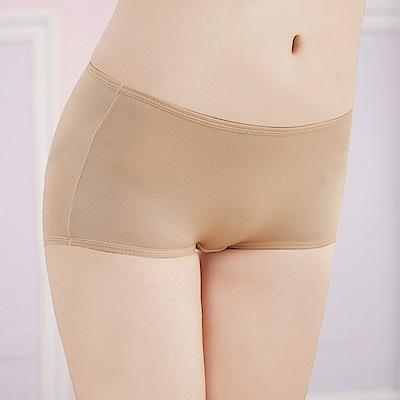 可蘭霓台灣製 舒適透氣Tactel M-XL平口褲 春漾膚