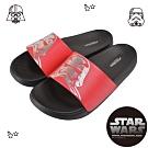 (雙11)StarWars星際大戰男鞋女鞋 極輕量減壓室內外鞋-黑紅