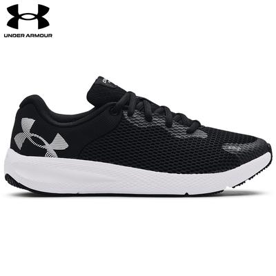 【UNDER ARMOUR】UA 女 Charged Pursuit 2 BL慢跑鞋 (3024143-002)
