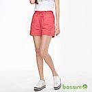 bossini女裝-素色輕便短褲01玫瑰色
