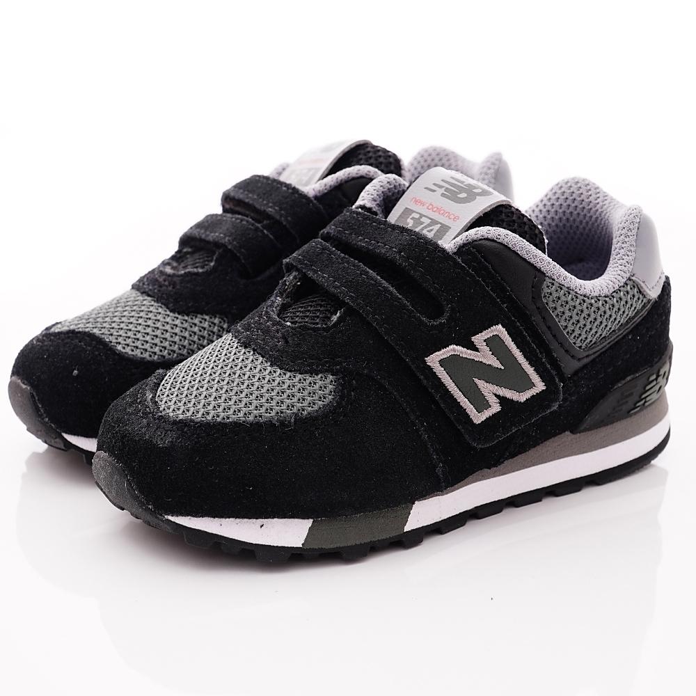 NewBalance  574機能童鞋款 FNA灰黑(小童段)