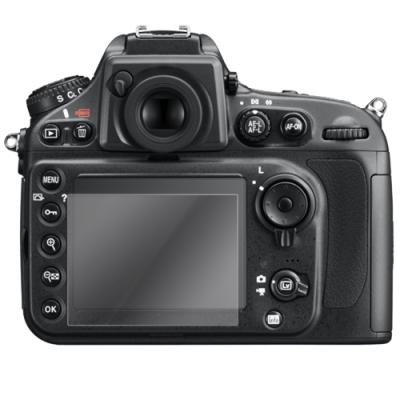 Kamera 9H 鋼化玻璃保護貼 for Nikon D800 / 相機保護貼 / 贈送高清保護貼