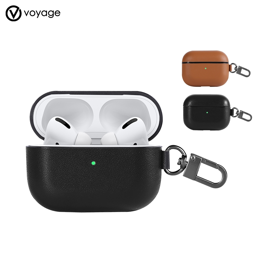 VOYAGE AirPods Pro 真皮防摔保護殼 product image 1