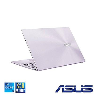 ASUS UX425EA 14吋筆電(i5-1135G7/16G/512G SSD/ZenBook 14/星河紫)