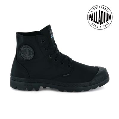 PALLADIUM PAMPA PUDDLE LITE+WP輕量防水靴-中性-黑