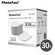 PhotoFast 口罩型 智慧行動空氣清淨機 專用濾材 30片入 product thumbnail 1