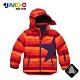 JAKO-O 德國野酷-經典星星雪衣外套-橘條 (兒童雪衣/滑雪) product thumbnail 2