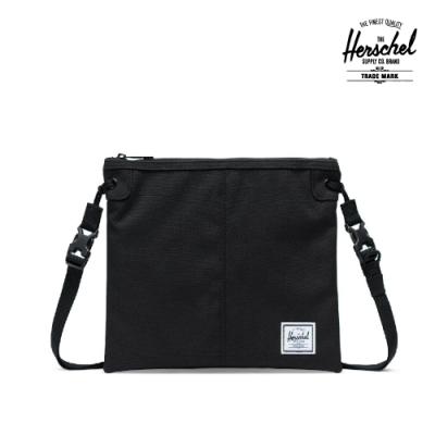 【Herschel】Alder 斜背包-黑色