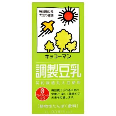 龜甲萬 調製豆乳(1000ml)