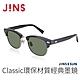 JINS&SUN Classic 環保材質經典墨鏡(AMMF21S140)經典黑 product thumbnail 1