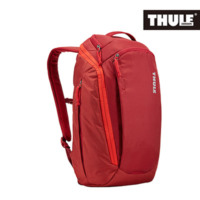 THULE-EnRoute 23L筆電後背包TEBP-316-緋紅
