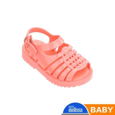 Melissa 經典漁夫鞋(寶寶款)-粉