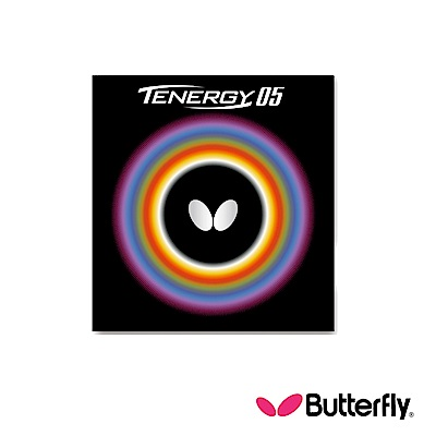 BUTTERFLY TENERGY 05 選手級 膠皮 05800