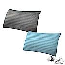 精靈工廠 奈米銀離子 4D超涼感透氣抑菌枕