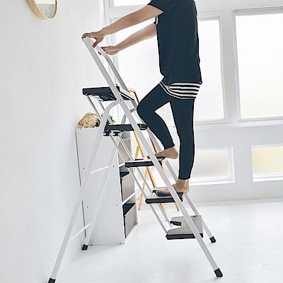 完美主義 五層家用梯/可折疊樓梯椅/A字梯 [限時下殺]