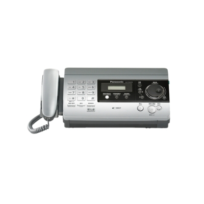 Panasonic國際牌 KX-FT516TW感熱紙傳真機(銀) 自動裁紙 原廠保固
