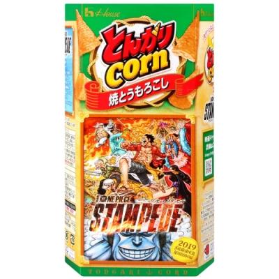 House 牛角玉米餅-烤玉米[期間限定](75g)