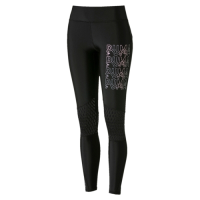PUMA-女性訓練系列Shift緊身褲-黑色-歐規