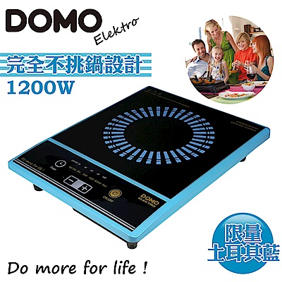 DOMO不挑鍋歐風時尚電陶爐(DM8201KT)