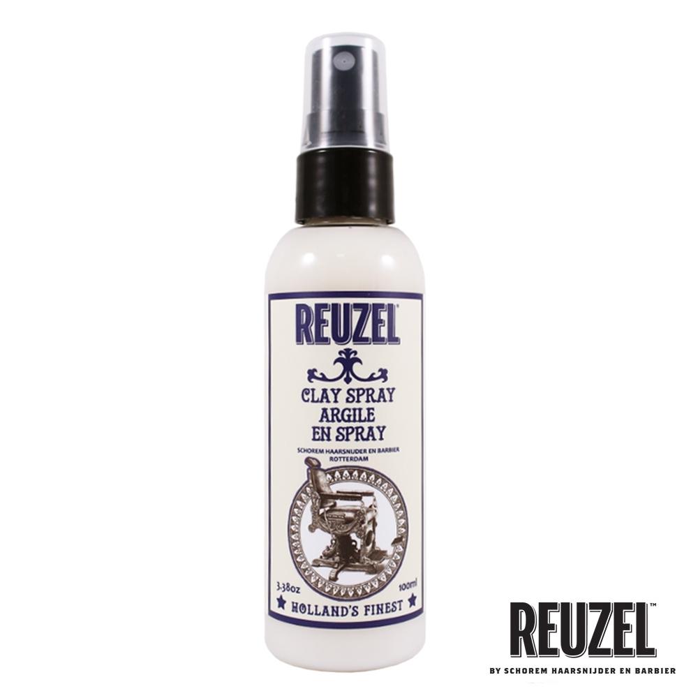 REUZEL Clay Spray 蓬鬆層次感無光澤黏土噴霧 100ml