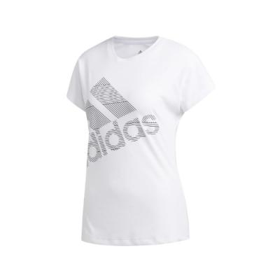 adidas T恤 Badge of Sport Tee 女款