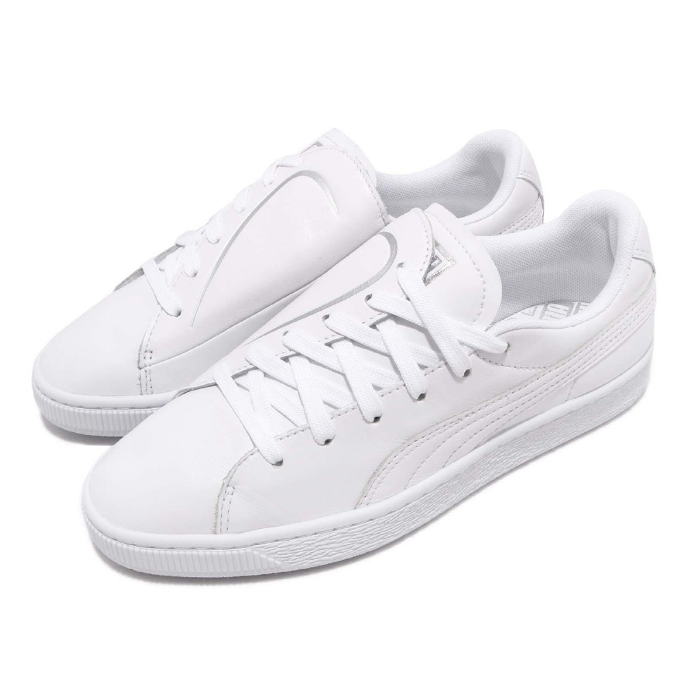 Puma 休閒鞋 Basket Crush Emboss 女鞋