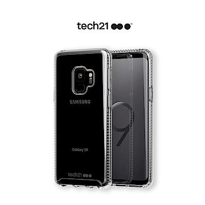 Tech21 英國抗衝擊 Pure Clear Samsung S9 防撞硬式清透保護殼